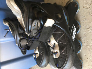 Rollerblades size 1 to 4