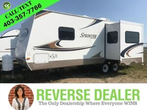 2010 Keystone Sprinter Select 242RKS  Winterized! Comes With Hit