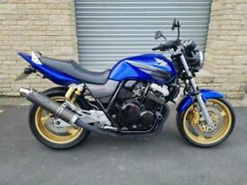 2009 Honda CB400 SFV-3 super four hyper v-tec