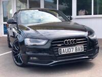 Audi A4 TDI QUATTRO DPF S LINE