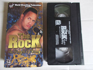 Wrestling VHS For Sale, All $1 Each!! WWE, WWF, WCW, ECW London Ontario image 3