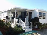 Belle maison mobile Hallandale, Floride FAUT VENDRE!