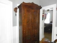 Antique Wardrobe / Cupboard