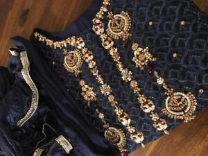Semi formal Pakistani dresses
