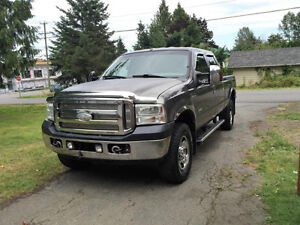 Ford F-350 2007 Super Duty 4WD Diesel 6.0