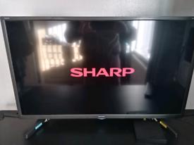 Sharps 32inch TV