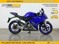 2013 63 YAMAHA YZF-R125 - BUY ONLINE 24 HOURS A DAY