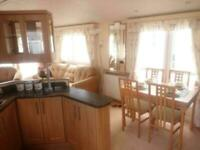 Willerby Winchester static holiday home with double glazing & central heating.