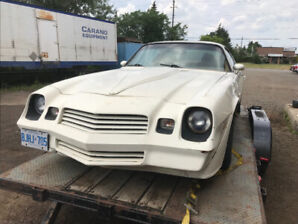 1980 Z 28 for sale