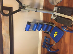 Various Exercise Equipment