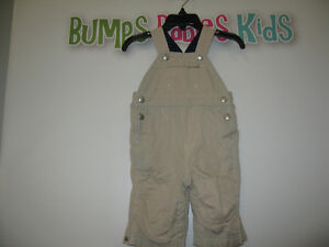 Boy's 3/6 months (Baby Gap) Overall's with extra liner inside London Ontario image 1