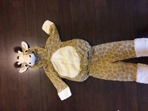 Old Navy Giraffe costume