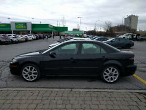 2007 Mazda 6, GT V6, fully loaded