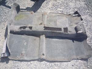 Tapis Honda Civic 96-99 Hatchback Gris Foncé