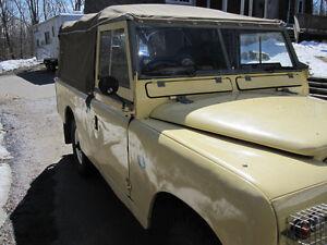 1962 Series IIA Land Rover Kawartha Lakes Peterborough Area image 8