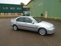 ROVER 45 IMPRESSION S 3 * DRIVE AWAY TODAY * 2004 Petrol Manual in Silver