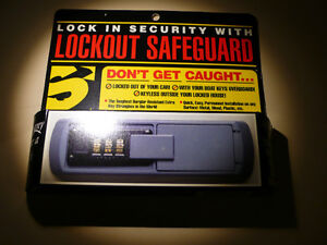 Security <Stealth> Lockbox - Home, Condo, Auto, Boat....