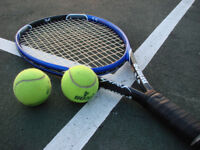 Looking for tennis partner in the West end