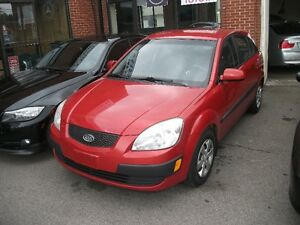 2008 Kia Rio Hatchback certified e-tested!!!!!