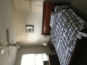 A room for rent in a beautiful house in north Whitby.