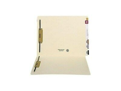 Medical Arts Press End Tab File Folders Letter Size Manila 541356