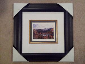 "F. Carmichael Ltd Edition panel ""La Cloche Mountain and Lake"" London Ontario image 5"