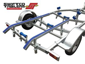 Swiftco 4 Metre Boat Trailer Skid Type Buy from $37 week Dandenong South Greater Dandenong Preview