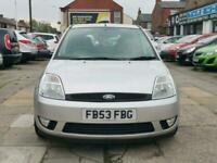 2003 Ford Fiesta 1.4 Zetec 5dr HATCHBACK Petrol Manual