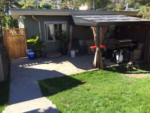 2 BR, 1 BA House For Rent – Pets OK – Available November 1st