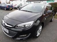 Vauxhall Astra 1.6i VVT 16v ( 115ps ) 2014 SRi, 6 MONTH WARRANTY, 12 MONTH MOT