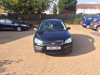 2005 (54 plate) Ford Focus 39500 miles only