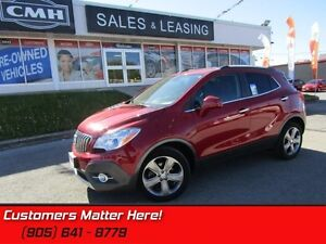 2013 Buick Encore Convenience   BLUETOOTH! LEATHER WHEEL!