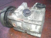 AC compressor for '01 to '06 Santa Fe 2.7L