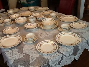 Old English dishes