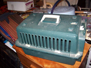 Pet Carrier for small sized dog or cat. London Ontario image 1