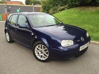 GOLF GTI 1.8 TURBO 180BHP AUQ ANNIVERSARY **LOW MILEAGE**