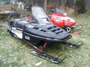 HUNTING FISHING TRAPPING SNOWMOBILE.$2300.FIRM.TODAY780.240-9380