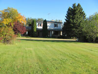 Need a beautiful acreage in Saskatchewan?  Check it out!