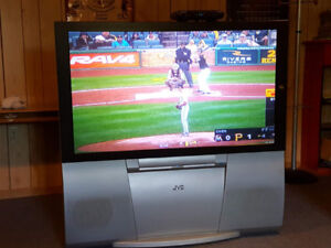 50-inch Rear Projection TV