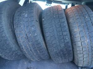 P245/70r16 winter tires