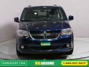 2017 Dodge GR Caravan SXT Premium plus DVD MAGS BLUETOOTH CAMERA