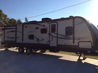 2013 Crossroads RV Sunset Trail Reserve 32' Bunkhouse