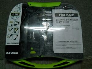 Pro-Pulse Rotary Tool / Outil Rotatif
