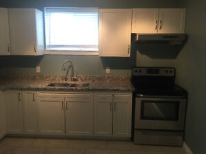 Fully renovated, spacious 2 bedroom Available Oct 1!