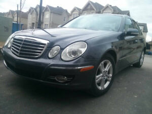 2009 Mercedes-Benz E-Class E320 Bluetec Berline