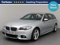 2015 BMW 5 SERIES 520d M Sport 5dr Step Auto Touring