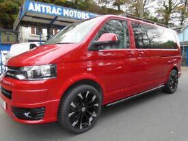 Volkswagen Transporter Shuttle 2.0TD ( 140PS ) LWB Mini Bus T30 SE