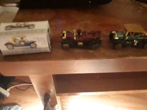 Ford cars collectable