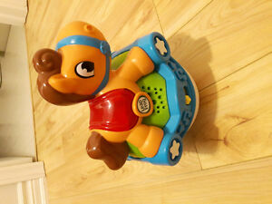 Roll and go rocking horse for sale
