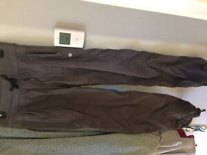 Lululemon unlined studio pant size 4